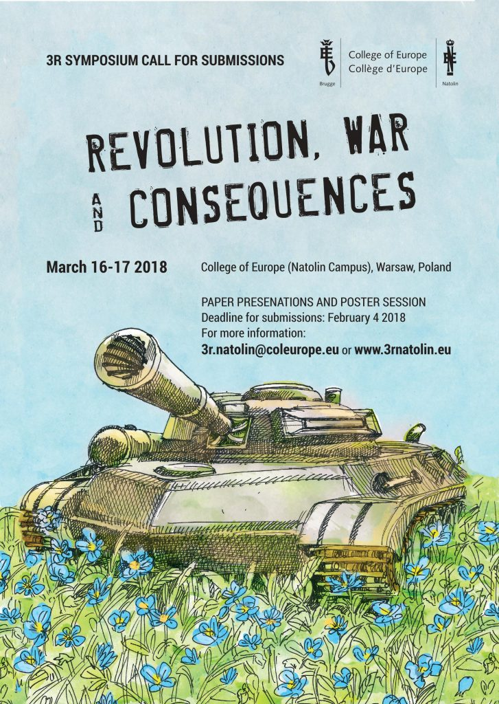 The Three Revolutions Bulletin No. 7 (January 2018)